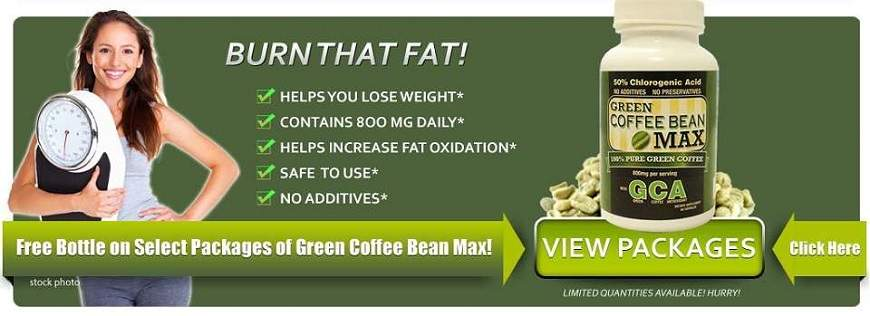 Green Coffee Beans Pills